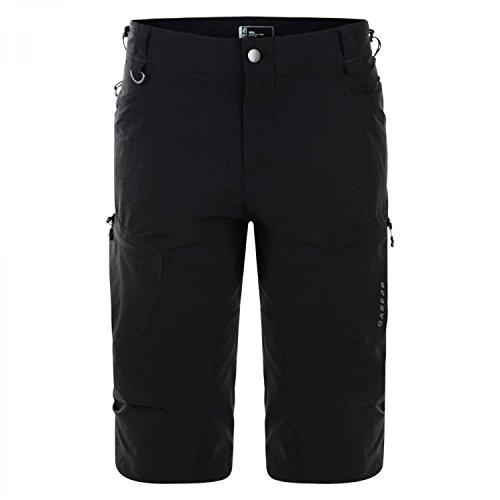 Dare 2b Herren Tuned in 3/4short Shorts, Schwarz, 42 taille x reg Camo Green
