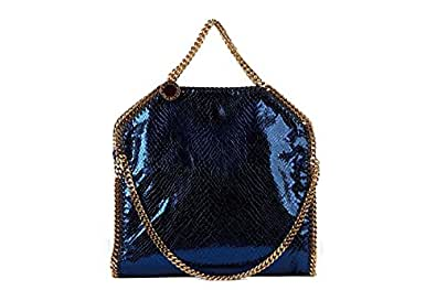 stella mccartney handtasche damen tasche damenhandtasche bag falabella blu schuhe. Black Bedroom Furniture Sets. Home Design Ideas