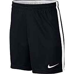 Nike Kids Dry Academy Football Shorts - Black/White/White/White, Small