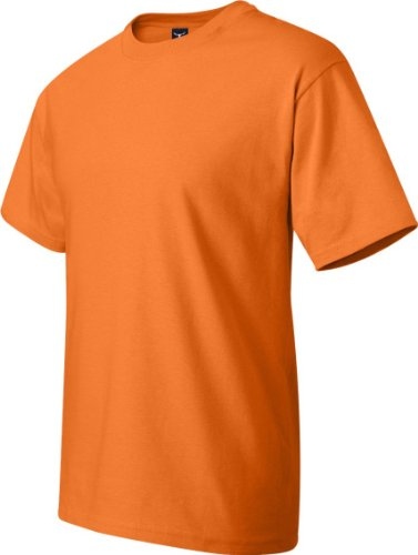 Richard Hell auf American Apparel Fine Jersey Shirt Aschgrau Aprikose