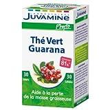 Juvamine Phyto Thé Vert Guarana 30 Gélules