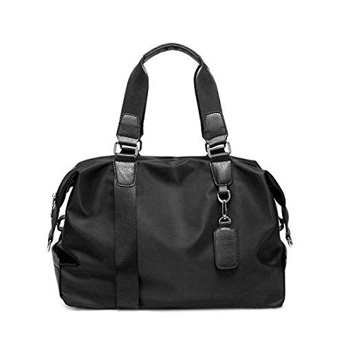 Fitness Sport- Und Freizeitreisetasche Umhängetasche Herren-Reisetaschen black