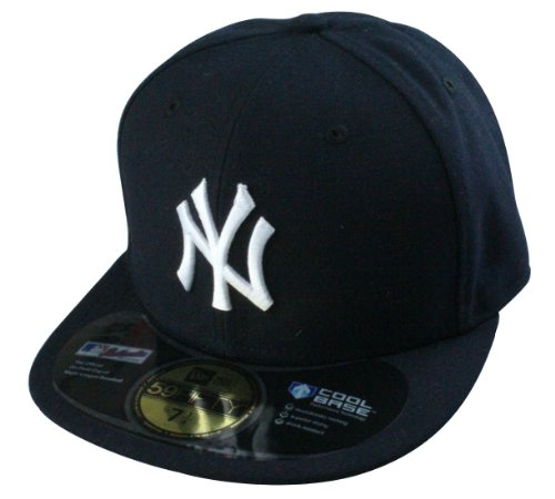 New Era Authentic On Field Cap New York Yankees | Größe 6 7/8 + Original Bandana gratis