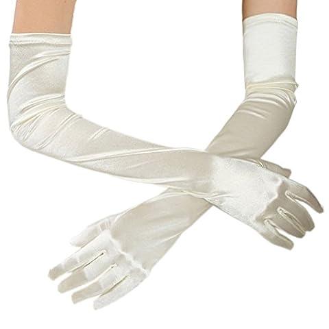 Deceny CB - Gant - Femme taille unique - ivoire - Taille unique