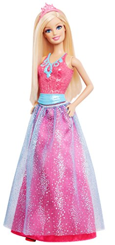 Mattel Barbie Fairytale Magic 3-Doll Giftset BCP40 by Barbie (A Fairytale Fashion Barbie)