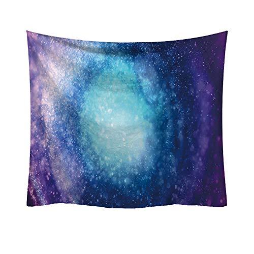 TianranRT Fantasie Sternenhimmel Himmel Wand Hängen Zuhause Dekoration Decke Blume Drucken (G)