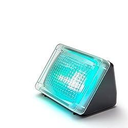 AVANTEK LED TV Simulator, Haussicherheit TV-Einbrecherabschreckung, Künstliches Fernsehlicht, Imitation eines 42-Zoll-Fernsehers mit Timer & Lichtsensor, niedriger Verbrauch