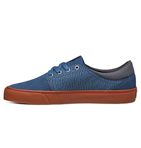 Dc Shoes Trase S Zapatillas Bleu - Navy/Gum