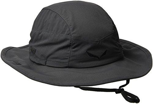 SALEWA Erwachsene Sun Protect Brimmed  Hüte, Grau (magnet), M/58, ()