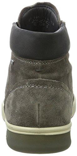 Legero Arno, Sneaker a Collo Alto Uomo Grigio (Stone)