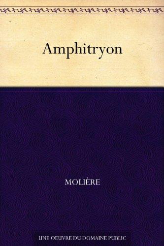 Couverture du livre Amphitryon
