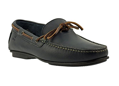 Mocassins Dingo-6804 - 2 coloris Marine