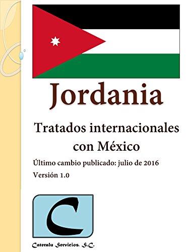 Jordania - Tratados Internacionales con México