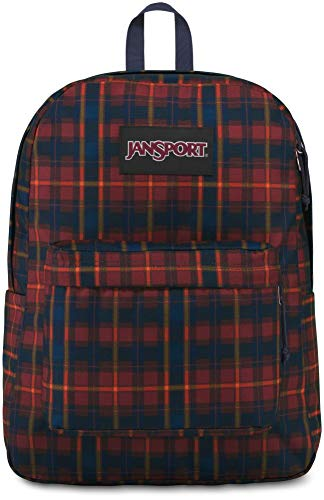 JanSport Black Label Superbreak Backpack - Neo Plaid -