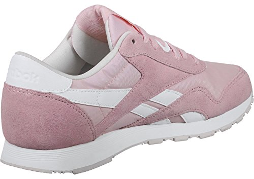 NYLON SNEAKERS REEBOK CL SP AR2720 PINK Rosa