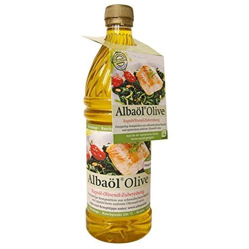 Albal Rapsl Olivenl Zubereitung 750ml 688g