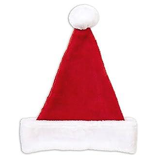 cb0168806a2 Rubie  s it00125 – Gorro Papá Noel Navidad