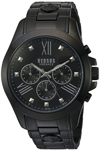 Versus by Versace Analog Black Dial Men's Watch - SBH04 0015