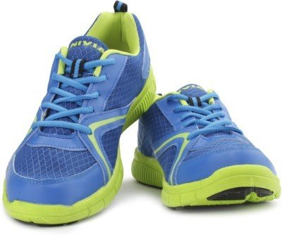 Nivia Arch Running Shoe Blue