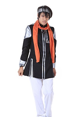 De-Cos D.Gray-Man Cosplay Costume Baka Usagi Lavi Exorcist Uniform 1st (Cosplay Lenalee Kostüm)