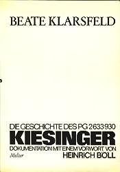 Die Geschichte des PG 2 633 930 Kiesinger. Eine Dokumentation