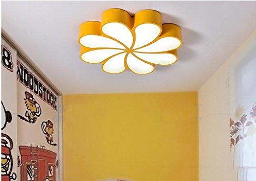 Plafoniere Per Camera Ragazzo : Cdbl plafoniera luce di soffitto della camera da letto creativa