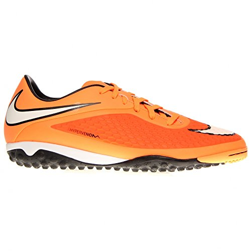 Nike Hypervenom Phelon Tf, Football Entrainement Homme Orange/Black/White