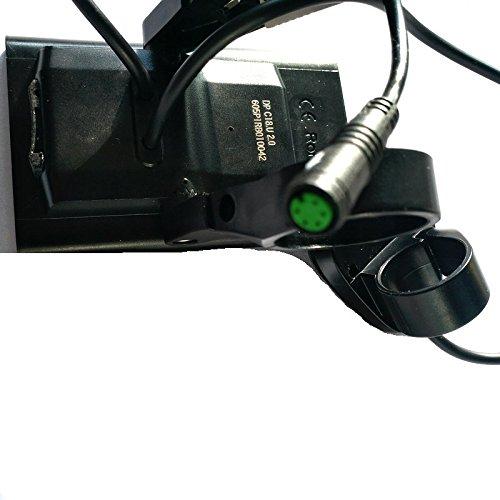 41%2Bf0axr3xL. SS500  - eBIRD New Version 8FUN BAFANG DP C18 DISPLAY WITH USB PORT FOR BAFANG BBS MID CENTRAL MOTOR