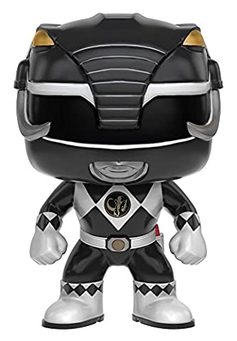 Power Rangers - 10309 - Figurine - Pop - Vinyle - Noir