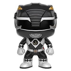 Power Rangers Black Ranger figura de vinilo Funko 10309