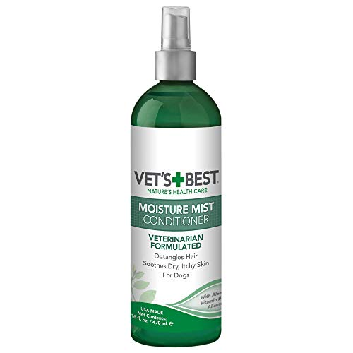Vet's Best Balsamo Idratante Spray per Cani - 470Ml
