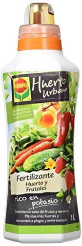 Compo 2224802011 - Fertilizante huerto y...