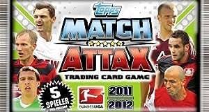 Match Attax Booster SAISON 2011/2012
