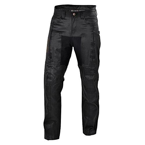 Trilobite consapho Hombres impermeable cera algodón protección motocicleta pantalones