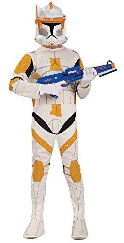 per Commander Cody Star Wars Kinderkostüm 104 (3-4 Jahre) (Star Wars Commander Cody Kostüm)