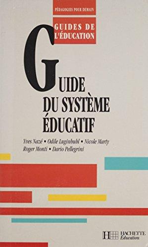 Guide du système éducatif