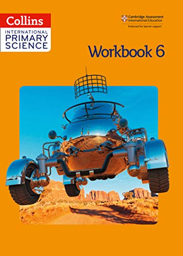 Collins International Primary Science - International Primary Science Workbook 6