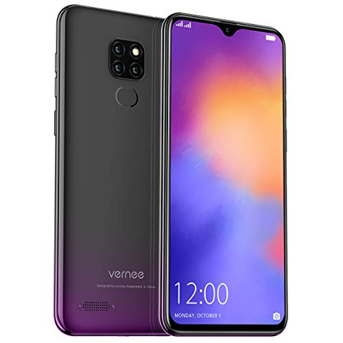 Vernee M7, Smartphone Android 9.0 Schermo 6,1'', 4...