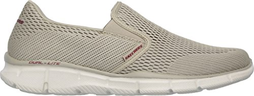 Skechers Equalizer - Double Play, Baskets Basses Homme Jaune - Giallo