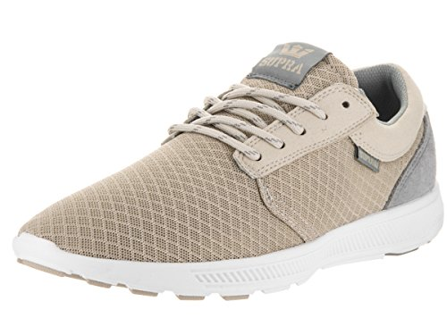 Supra Hammer Run, Sneakers Basses mixte adulte cement/grey