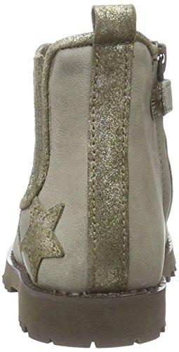 CliC STIEFEL, Bottes courtes avec doublure chaude fille Multicolore - Mehrfarbig (Celtic Antracita/Halley Olive)