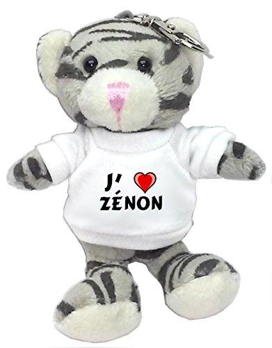 chat-gris-peluche-porte-cle-avec-jaime-zenon-noms-prenoms