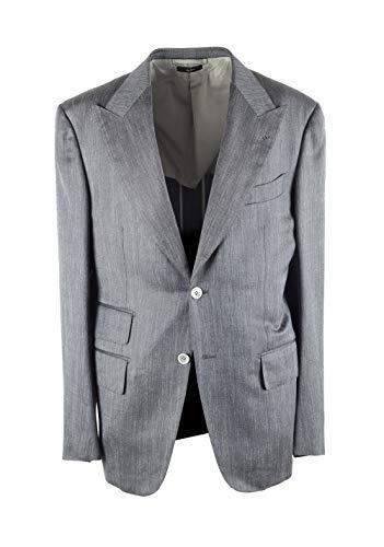 CL - Tom Ford Spencer Gray Sport Coat Size 50 / 40R U.S.