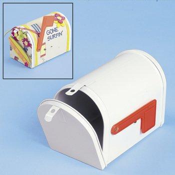 Preisvergleich Produktbild Weißbleche One,  Weiß-US Mailbox