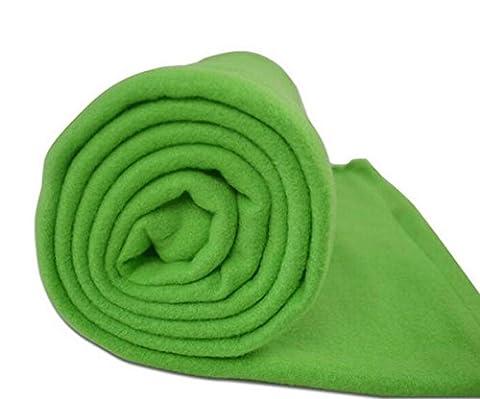 OOFWY Sac de couchage en plein air pour adultes Sac de couchage Sac d'été Sac de couchage Fleece de couchage Portable Taille: 180 * 75 (cm) , A