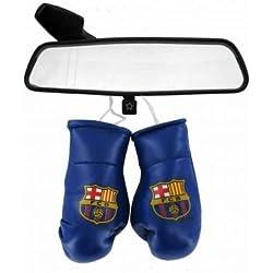 FC Barcelona Crest Mini guantes de boxeo