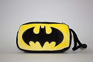 Shopkooky Batman Cartoon Character Printed Multipurpose Supersoft Pouch for Kids (T&G_Shopkooky_Pouches_Batman1)