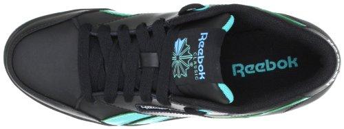 Reebok FABULISTA J8590, Sneaker donna Nero (Schwarz (BLK/SPEARMINT/CALI B))