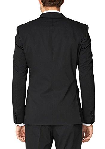 s.Oliver BLACK LABEL - Veste De Costume Homme Noir (Schwarz 99G2)