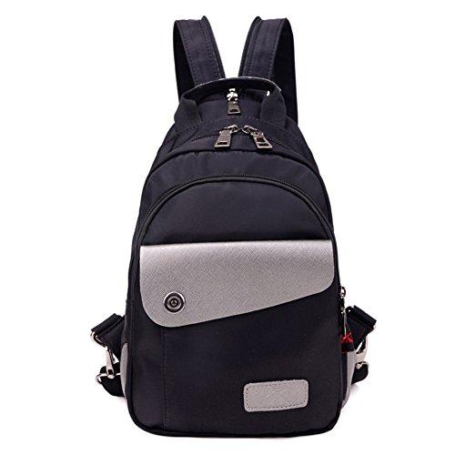La signora petto borsa di tela/schoolbags per il tempo libero/borsa a tracolla in nylon Oxford/Messenger zaino-C C